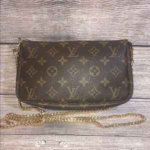 Preloved Louis Vuitton Pochette